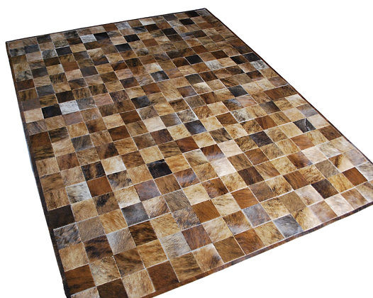 Cowhide Design Rug | Soho