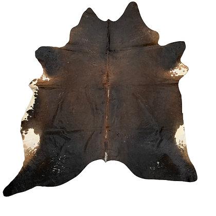 Cowhide Rug | Brown | L | 10051