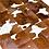 Thumbnail: Cowhide Design Rug | Soho Calfhide
