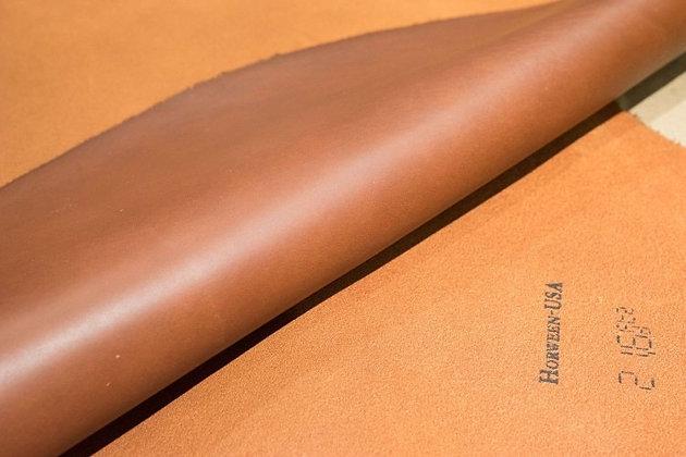 Horween Leather | Essex | Cognac