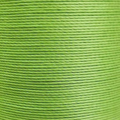 Meisi Waxed Linen Thread | Apple Green | MS028