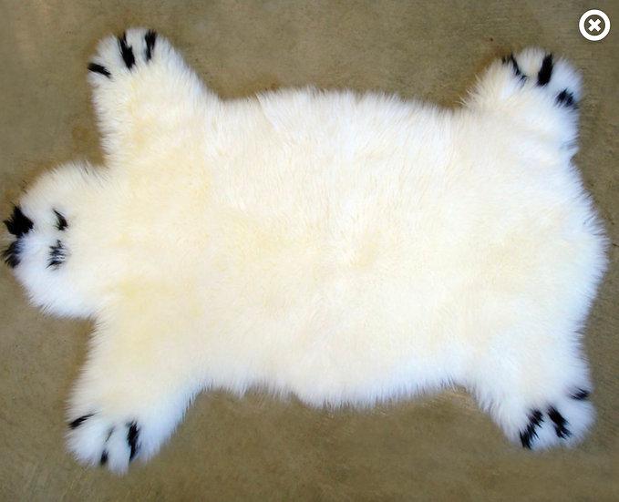 Bear Play Rug