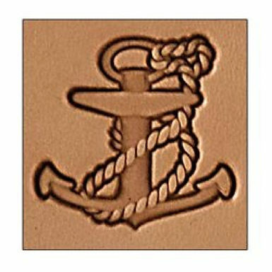 Tandy Leather | Anchor 3-D Stamp | 8680-00