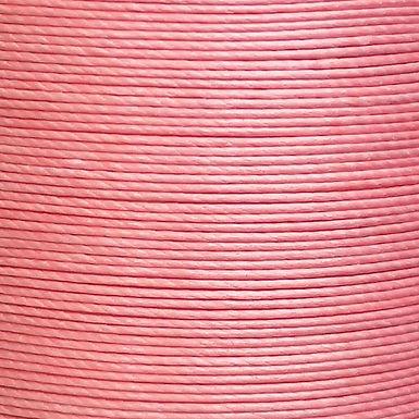 Superfine Waxed Linen Thread | Coral | MS054