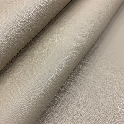 Caviar Leather | Light Beige | 1sqft Panel