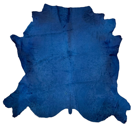 Italian Dyed Cowhide | Electric