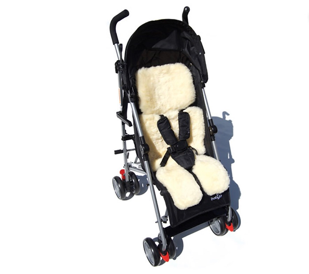 Sheepskin Stroller Fleece