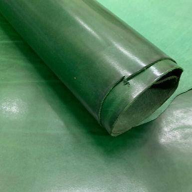 Cordovan Shoulder | Verde | Virgilio Conceria Artigiana