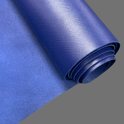 Saffiano Leather | Royal Blue