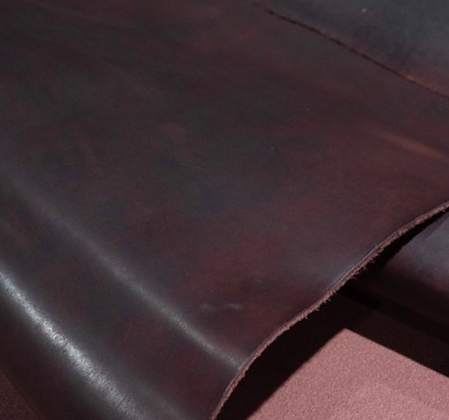 Horween Leather | Dublin | Russet Brown
