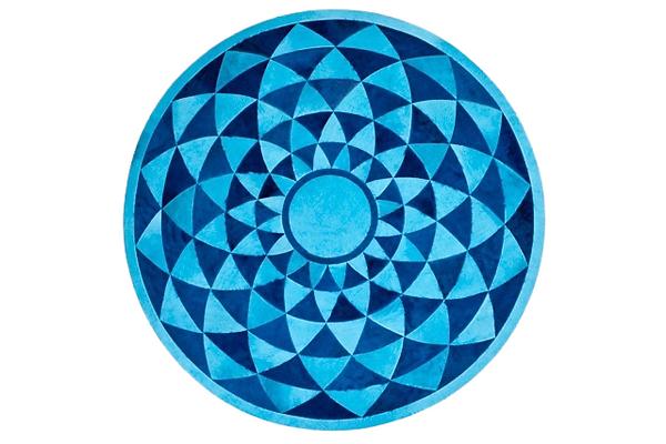 Cowhide Design Rug | Lotus