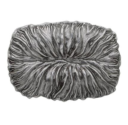 3D Belt Buckle | Flowing  Design
