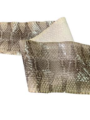 Chury Snake | Grey Glazed