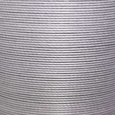Meisi Waxed Linen Thread | Silver | MS064