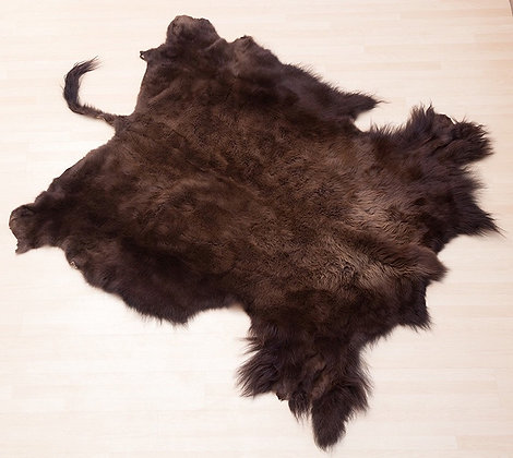 Bison Hide Rugs