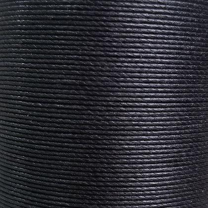 Meisi Waxed Linen Thread | Black | MS001