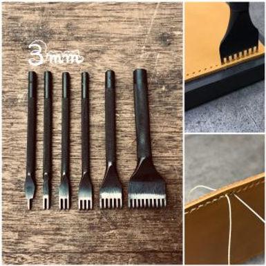 Diamond Hole Punch | 3mm | Takumi Tools