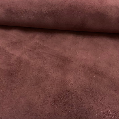 Brown Suede Leather  | 1.0/1.2mm | Conceria Tre Effe