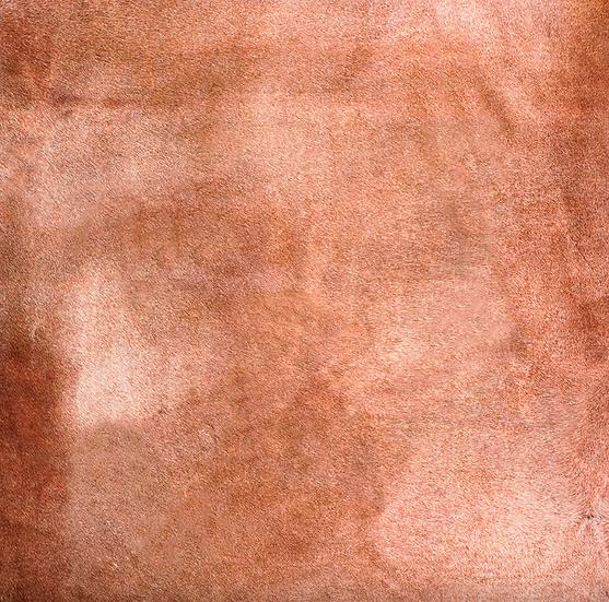 Italian Dyed Cowhide Rug | Corrosion | Capiroska