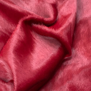 Horsey    Dyed Cowhide   Fire