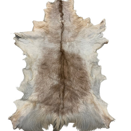 Goat Hide Rugs | Natural Pattern | 10266