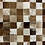Thumbnail: Patchwork Cowhide Rug | Natural Browns 120 x 180cm