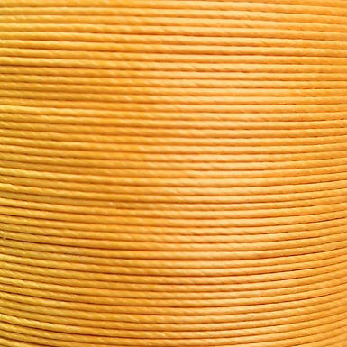 Meisi Waxed Linen Thread |  Yellow | MS016