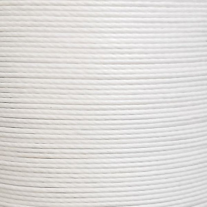 Meisi Waxed Linen Thread | White | MS007