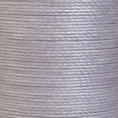 Weixin Waxed Polyester Thread | Silver Grey | MSW046