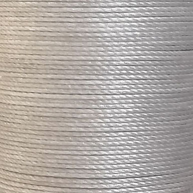 Weixin Waxed Polyester Thread   Pearl Grey   MSW044
