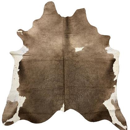 Cowhide Rug | Dark Taupe| L | 10080
