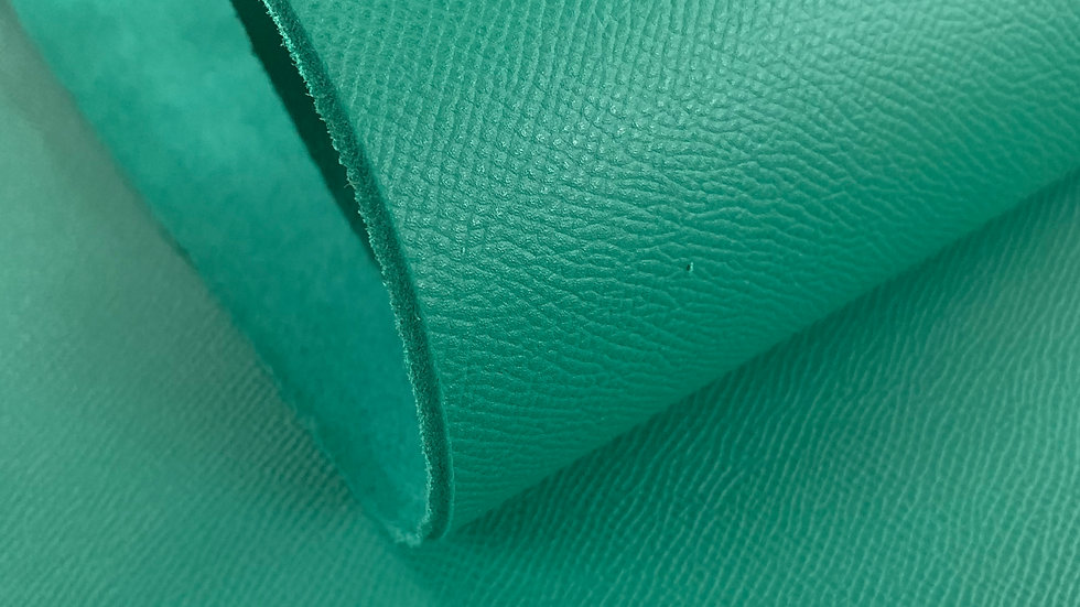 Epsom Calf Leather | Green