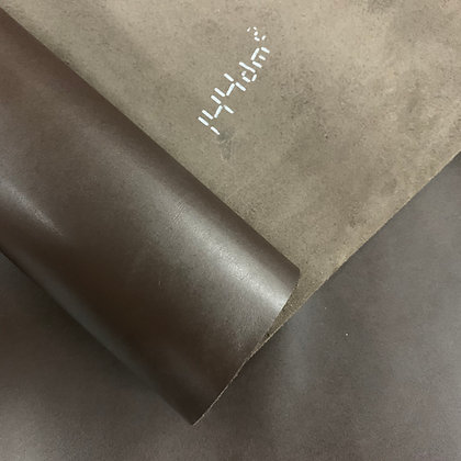 Calf Leather Tigre  | Chocolate