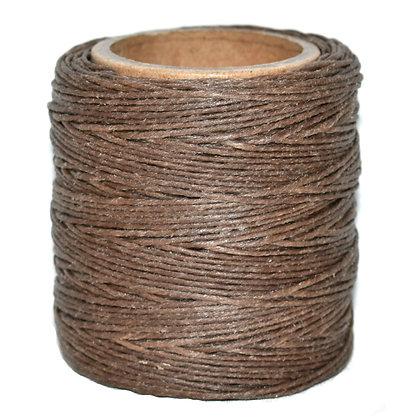 Waxed Polycord | Cocoa | Maine Thread