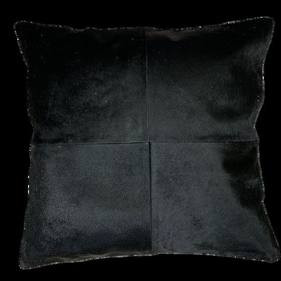 Cowhide Pillow | Black / White | 60cm x 60cm