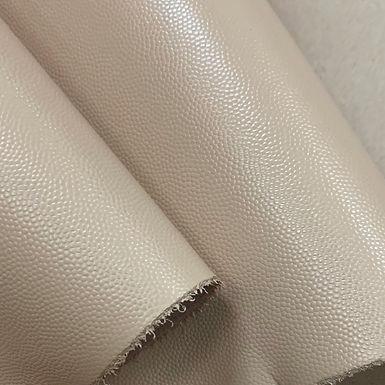Caviar Leather   Light Rose Pink   1sqft Panel