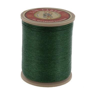 Fil Au Chinois | Waxed Linen Thread | Vert 767 | 532