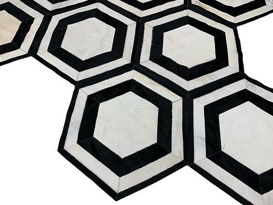 Cowhide Design Rug | Miami |