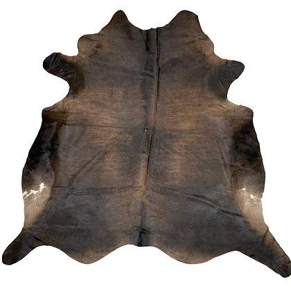 Cowhide Rug | Dark Brindle | XL | 10201