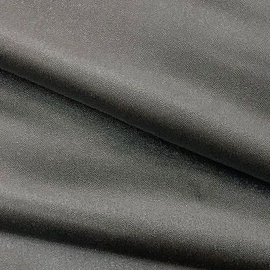 Caviar Leather | Black | 1sqft Panel