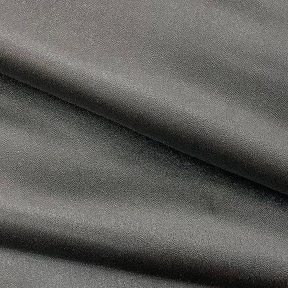 Caviar Leather   Black   1sqft Panel