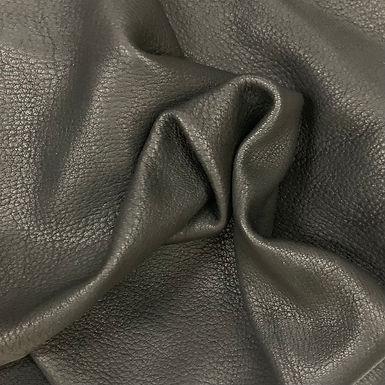 USA Whitetail Deerskin | Black