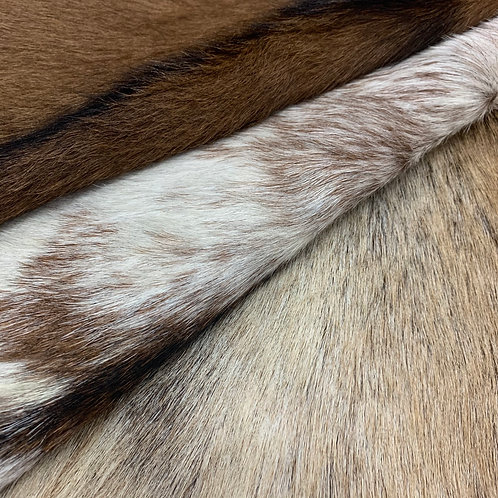 Goat Hide Rugs   Natural Patterns