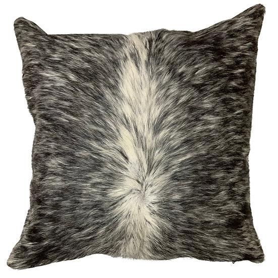 Soho Cowhide Pillow | Black Speckle | 45cm x 45cm