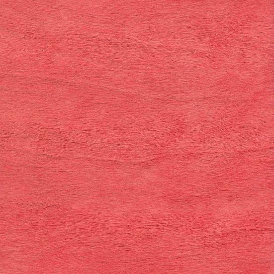 Italian Dyed Cowhides | Salmon