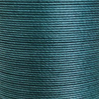Meisi Superfine Waxed Linen Thread |  Malachite | MS025