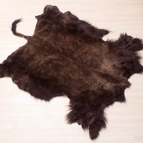 Bison Hide rug