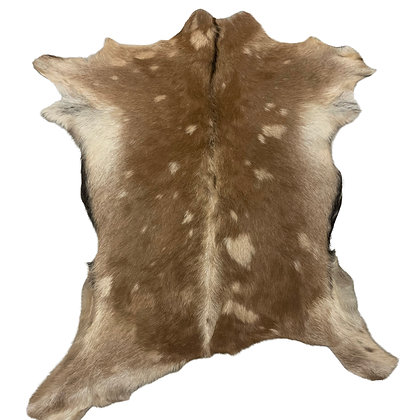 Goat Hide Rugs   Natural Pattern   10269