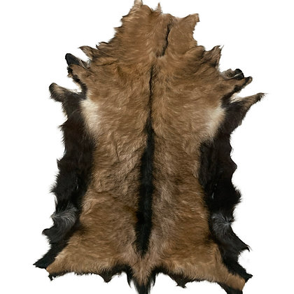 Goat Hide Rugs | Natural Pattern | 10267