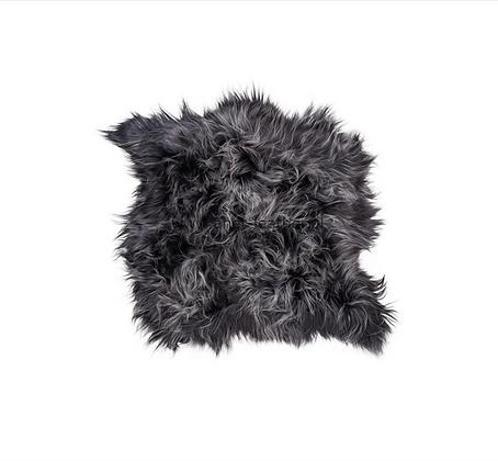 Sheepskin Design Rug | Two Piece | Natural Edges